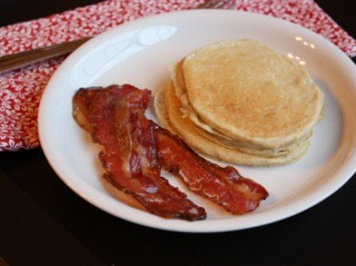 Brown Sugar Glazed Bacon