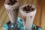 Homemade Brownie Blizzard