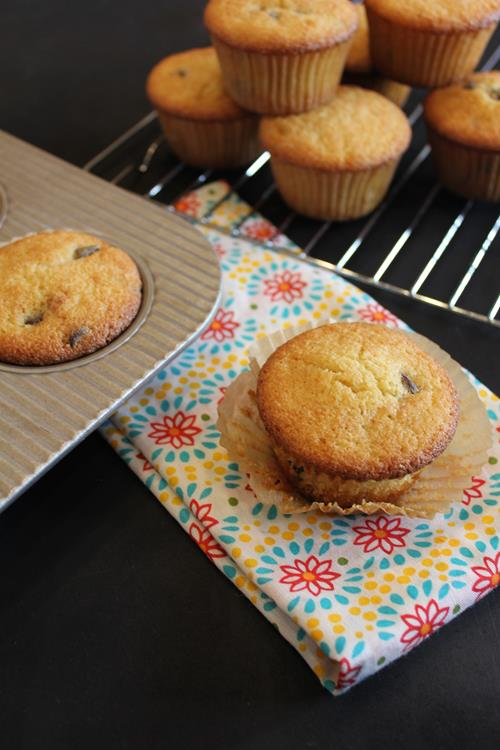 Bakery Style Gluten Free Chocolate Chip Muffins