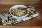 Quinoa Tabouli And A Few Facts