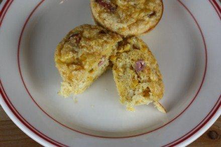 corndog cheesy muffins