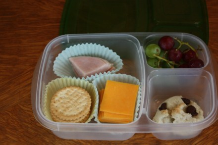 homemad lunchables