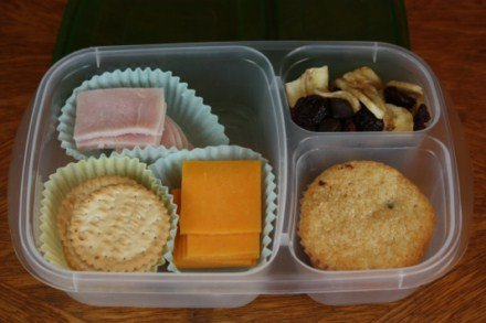 homemade lunchable 2