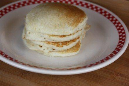 fluffy gluten free pancakes