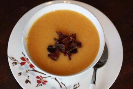 Crock Pot Carrot Soup