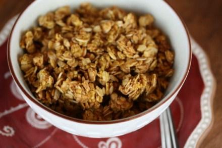 joy granola coconut granola batch of pumpkin granola pumpkin butter ...