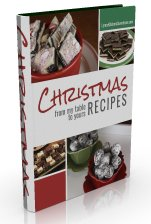 My Christmas Recipes ebook FREE For a Limited Time