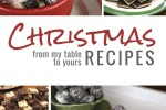 Free Kindle Edition of My Christmas Recipes ebook