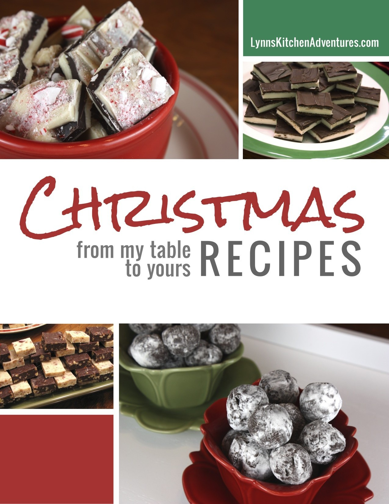 Christmas Recipes New Cover - Copy