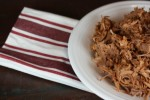 Crock Pot Orange Barbecue Pork