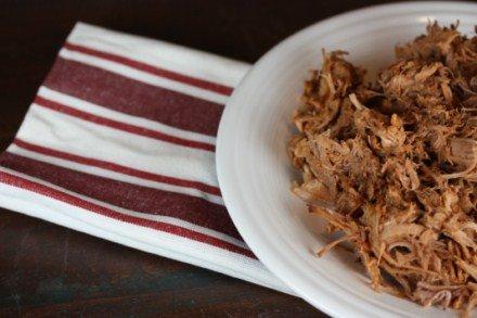 orange bbq pork