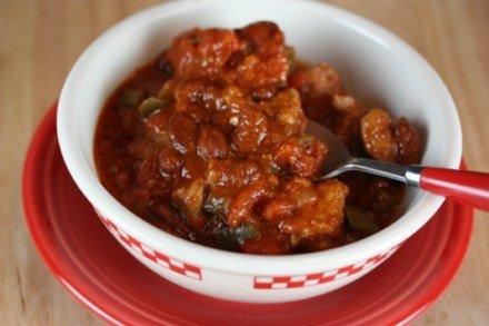 oven pork chili