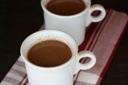 Caramel Apple Cider {30 Days of Christmas Recipes}