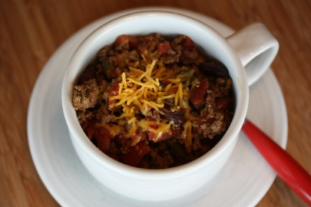 Easy Crock Pot Chili Recipe
