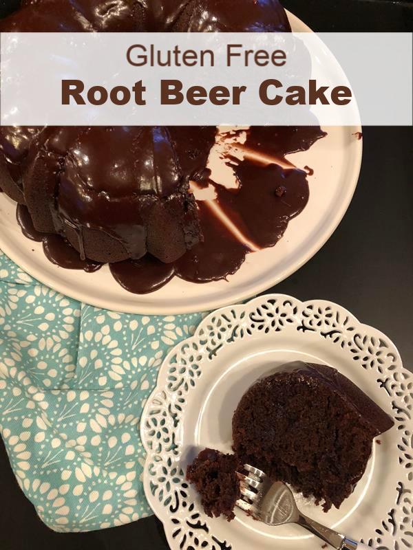 Gluten Free Root Beer Cake