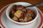 Crock Pot Beef Stew with Red Wine