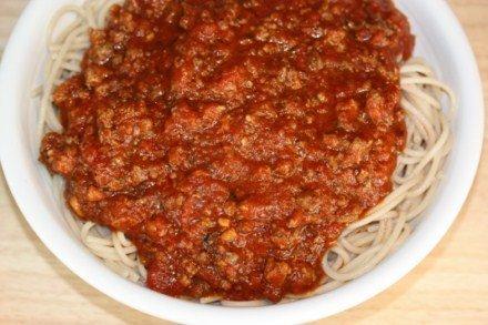 Crock Pot Spaghetti Sauce 2