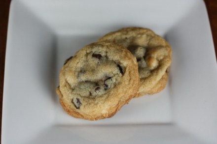 Gluten Free Chocolate Cranberry Cookie