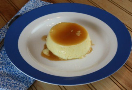 Quick and Easy Caramel Flan