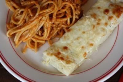 Copycat Cheese Breadsticks
