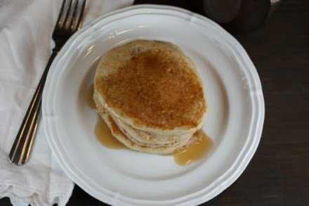 Homemade Mrs. Buttersworth syrup