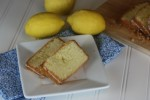 Lemon Bread {Cooking Through My Collection}