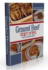 ground Beef Recipes Final Cover 2