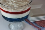 Red, White, and Blue Jello Salad