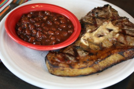 Grilled Chipotle-Rubbed Steaks With Lime Butter Recipes — Dishmaps