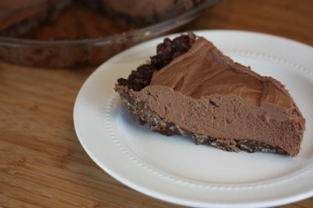 No bake cheesecake with gluten free crust [Recipes]