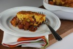 Chili Corn Dog Pie