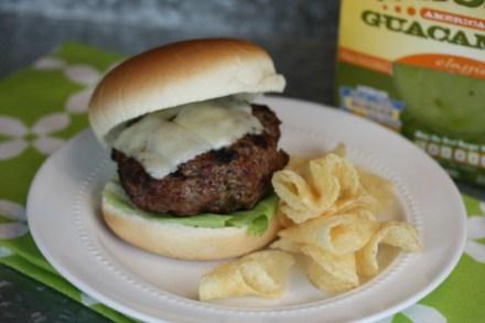 HC Bacon Burger 1 [Recipes]