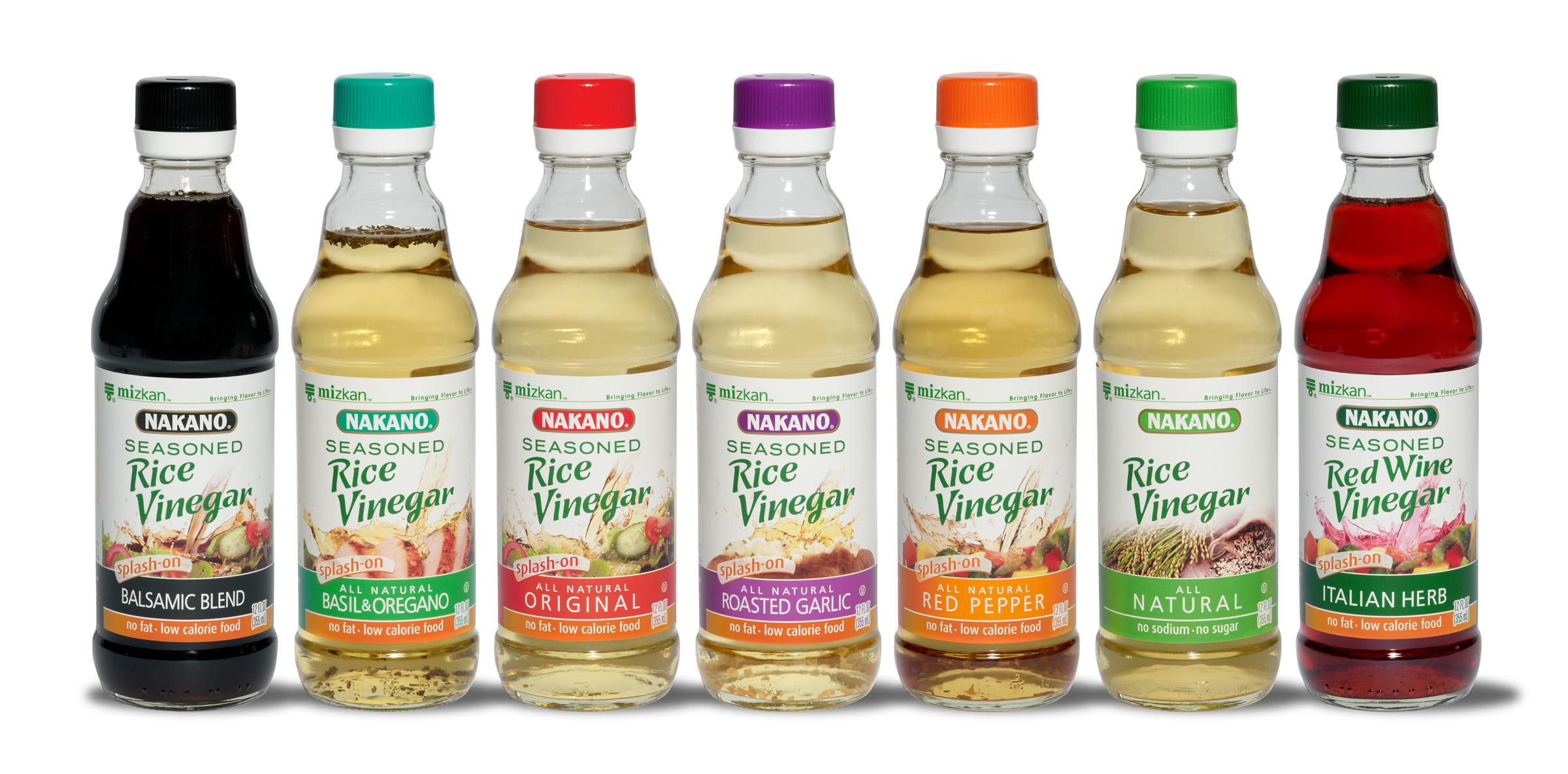 Adding Flavor with Rice Vinegar