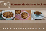 Twenty Homemade Granola Recipes