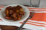 Crock Pot Sweet and Sour Sausages