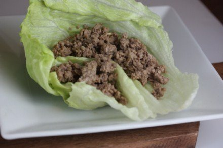 Easy Lettuce Wraps