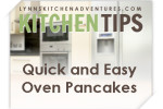 Easy Oven Pancakes