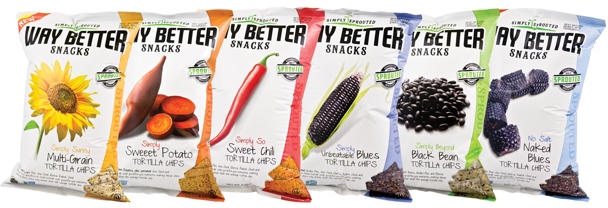 Way Better Chips the Sprouted Snacks