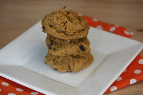Easy Gluten Free Pumpkin Cookies