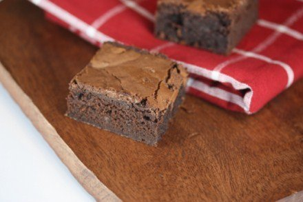 Fudgy Gluten Free Brownies