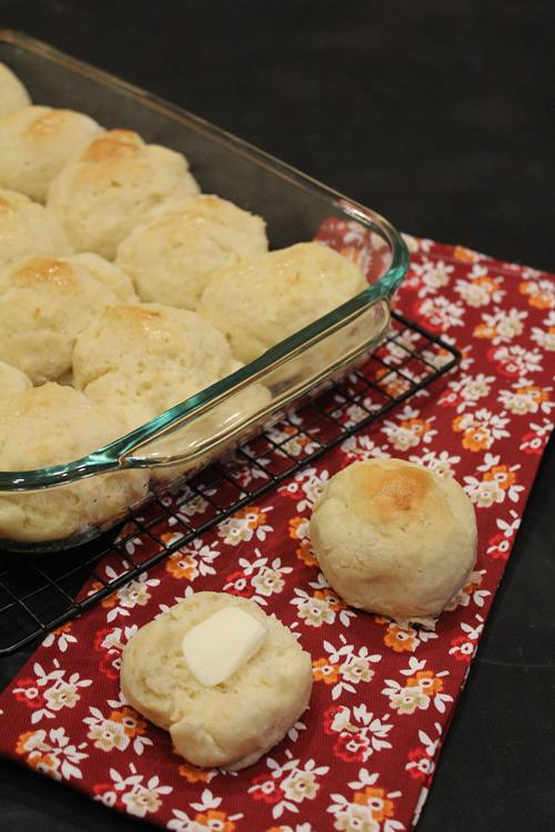 gluten free dinner roll