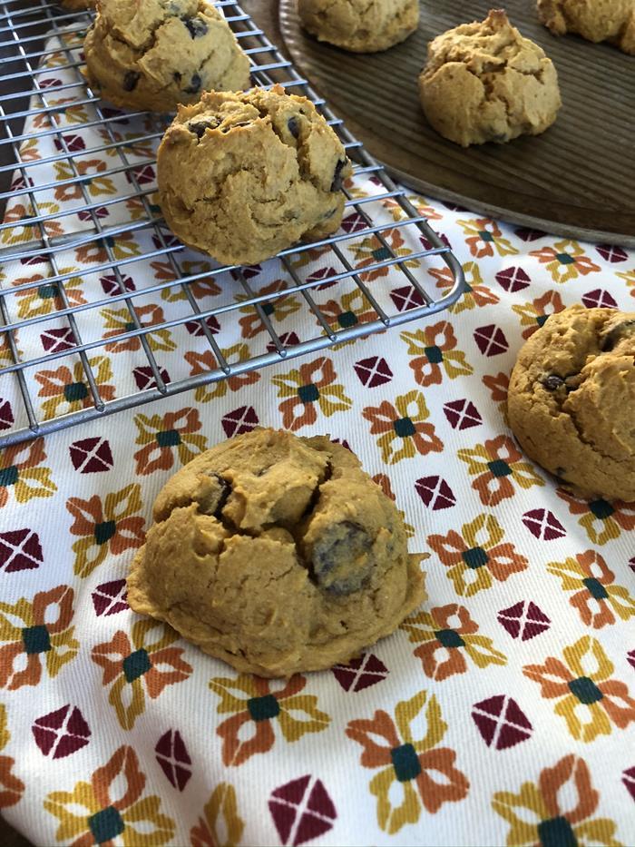 Gluten Free Pumpkin Cookies Recipe
