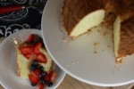 Gluten Free Sour Cream Pound Cake
