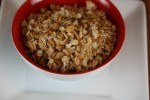 Gluten Free and Nut Free Granola and Teaching Kids To Cook