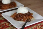 Slow Cooked Butterscotch Crisp