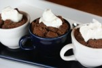 gluten free chocolate bread pudding