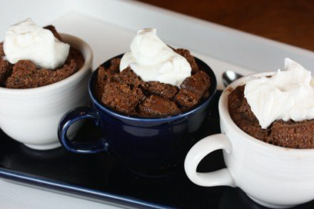 ... that is easy to make this chocolate bread pudding would be perfect