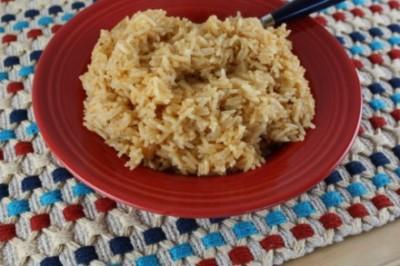 Emeril's Rice