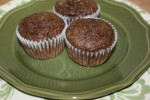 Gluten Free Chocolate Zuchinni Muffins