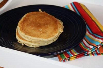Gluten Free Overnight Pancakes